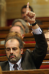 2003-12-20-Catalan parliament session.
