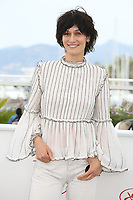 CLOTILDE HESME - PHOTOCALL OF THE CINEFONDATION JURY AT THE 70TH FESTIVAL OF CANNES 2017