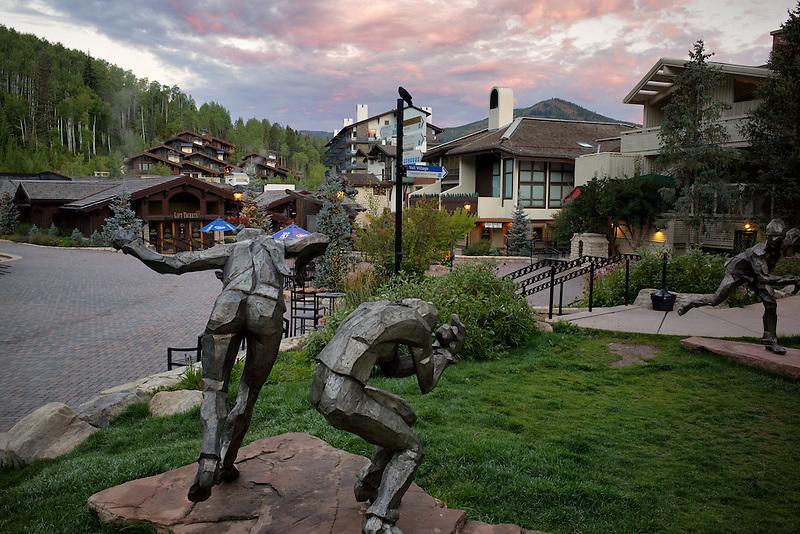 Vail Village. Colorado