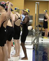 2010 Women's Big Ten S&D Champs, Day 2 Finals Mich