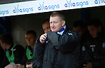 St Johnstone v Ross County...17.11.12      SPL.Steve Lomas.Picture by Graeme Hart..Copyright Perthshire Picture Agency.Tel: 01738 623350  Mobile: 07990 594431