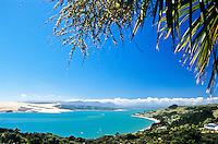 Omapere and Hokianga Harbour - Northland, New Zealand