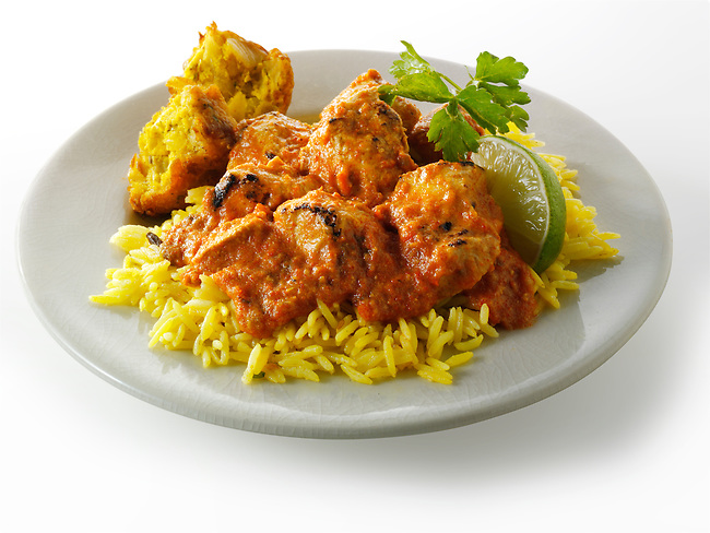 Butter Chicken curry  food stock pictures, photos fotos & images