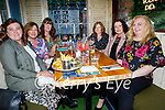 Enjoying the evening in Benners on Saturday, l to r: Martina Mahoney, Mary Carey, Margo O'Connor, Catherine Burke, Karen Delaney and Niamh Burke.