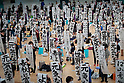 Annual national calligraphy contest held in Tokyo