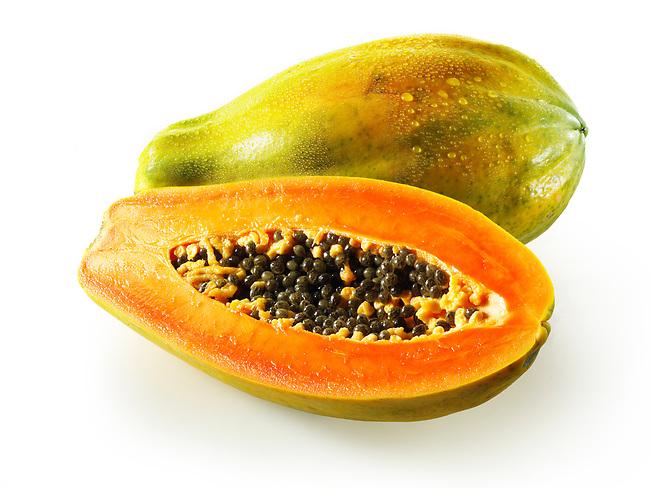 Fresh Formosa papaya