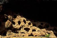 Spanien, Kanarische Inseln, Gran Canaria, Höhlen von Cenobio de Valeron