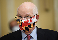 United States Senator Ben Cardin attends the US Senate Small Business and Entrepreneurship Hearings to examine implementation of Title I of the CARES Act on Capitol Hill in Washington, DC on Wednesday, June 10, 2020.    <br /> Credit: Kevin Dietsch / Pool via CNP/AdMedia