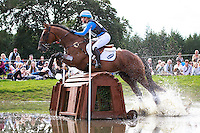 NZL-Jonelle Price rides Kindred Spirit IV in the CCI2* Cross  Country at 2016 Blair Castle Interntional Horse Trial (Interim-2ND).  Saturday 27 August. Copyright Photo: Libby Law Photography