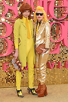 """Pam Hogg<br /> arrives for the World Premiere of """"Absolutely Fabulous: The Movie"""" at the Odeon Leicester Square, London.<br /> <br /> <br /> ©Ash Knotek  D3137  29/06/2016"""