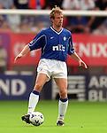 Bert Konterman, Rangers