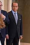 Antonio Vazquez Romero before the audience to management committee of Iberia at Zarzuela Palace in Madrid, Spain. March 06, 2017. (ALTERPHOTOS/BorjaB.Hojas)
