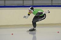 SCHAATSEN: HEERENVEEN: 21-12-2019, IJsstadion Thialf, KNSB trainingswedstrijd, Ronald Mulder, ©foto Martin de Jong
