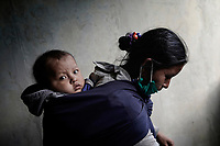 Desalojo Emberas Dia 44 Cuarentena Coronavirus, Bogota, Colombia. 07-05-2020