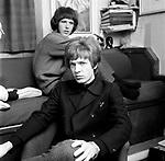 Walker Brothers 1966 Scott Walker..© Chris Walter..