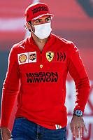 2nd May 2021; Algarve International Circuit, in Portimao, Portugal; F1 Grand Prix of Portugal, Race Day;  SAINZ Carlos (spa), Scuderia Ferrari SF21