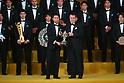 Soccer : 2018 J.League Awards