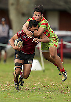 160709 Auckland College Rugby - Kings College v Aorere College
