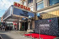 NOVA YORK, EUA, 09.09.2019 - MODA-NYFW - Desfile  do New York Fashion Week no Teatro Apollo na cidade de Nova York neste domingo, 09. (Foto: Vanessa Carvalho/Brazil Photo Press)