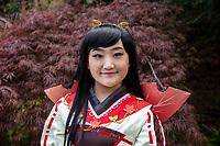 Deborah Xi, Sakura Con 2019, Seattle, Wa, USA.