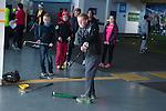 Golf Development Wales<br /> Street Golf at Cardiff City Stadium<br /> 06.04.16<br /> ©Steve Pope - Sportingwales