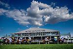 May 14, 2021: Scenes from an undercard race on Black-Eyed Susan Day at Pimlico Race Course in Baltimore, Maryland. Scott Serio/Eclipse Sportswire/CSM