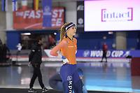 SPEEDSKATING: Calgary, The Olympic Oval, 07-02-2020, ISU World Cup Speed Skating, Jutta Leerdam (NED), ©foto Martin de Jong