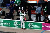 #29: James Hinchcliffe, Andretti Steinbrenner Autosport Honda, pit stop, retirement