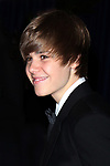 Justin Bieber arriving for the 2010 White House Correspondents Dinner on May 1, 2010 at the Washington Hilton Hotel in Washington, DC.