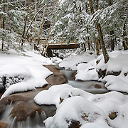 This is the image for December in the 2014 White Mountains New Hampshire calendar. Franconia Notch State Park - Flume Brook in Flume Gorge in the White Mountains, New Hampshire USA. Purchase the calendar here: http://bit.ly/1audUBp .