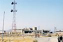 Irak 2000  La station de pompage de Deraboun en territoire kurde   Iraq 2000  Pumping station of Deraboun in Kurdish territory.