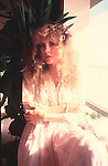 Stevie Nicks 1981 Venice Beach ........