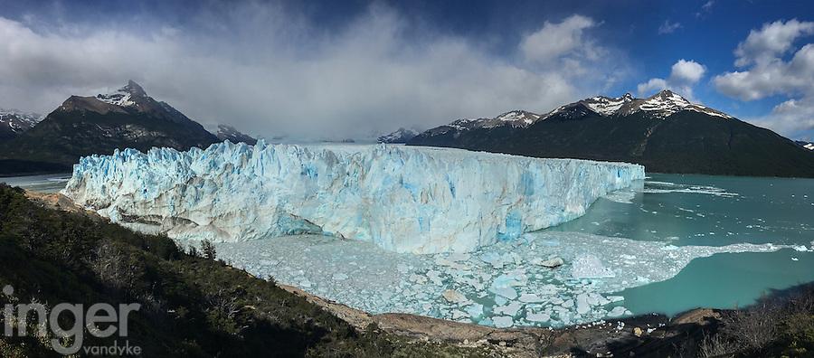 Perito Moreno Glacier Scenic