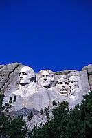 Mt. Rushmore in South Dakota