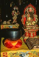 San Francisco, California, USA. Chinatown, Ching Chung Temple, a Taoist Temple.