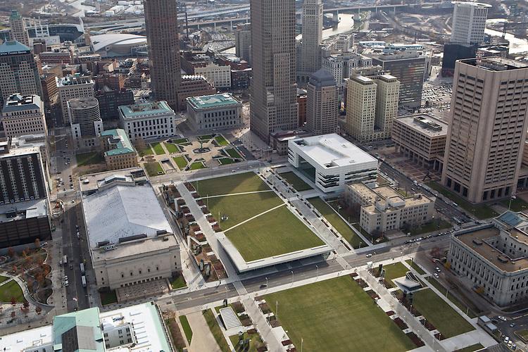 Cleveland Convention Center Aerials | LMN Architects