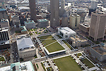 Cleveland Convention Center Aerials | LMN Architects