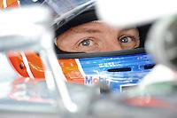 McLaren Mercedes GP British driver Jenson Button.24/03/2012 Grand Prix Malesia, Sepang , Essais..Foto Insidefoto  /Bernard Asset / Panoramic.ITALY ONLY..