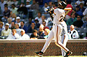 CHICAGO - CIRCA 1996:  Barry Bonds #25 of the San Francisco Giants bats during an MLB game at Wrigley Field in Chicago, Illinois. Bonds played for 22 seasons with 2 different teams, was a 14-time All-Star and was a 7-time National League MVP. (David Durochik / SportPics) --Barry Bonds