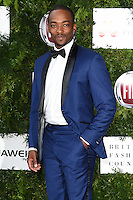 Anthony Mackie<br /> arrives for the One for the Boys charity fashion event at the V&A Museum, London.<br /> <br /> <br /> ©Ash Knotek  D3133  12/06/2016