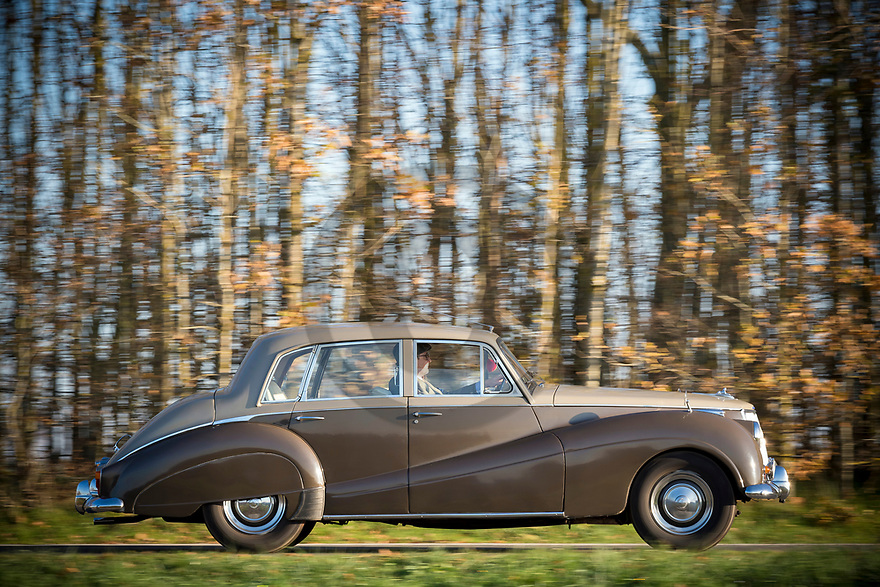 5/12/19 - NEVERS - NIEVRE - FRANCE - Essais Armstrong Siddeley Star Sapphire de 1959 - Photo Jerome CHABANNE