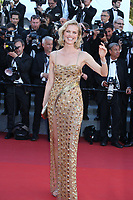 EVA HERZIGOVA - RED CARPET OF THE OPENING CEREMONY AND OF THE FILM 'LES FANTOMES D'ISMAEL' AT THE 70TH FESTIVAL OF CANNES 2017
