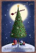 Roger, CHRISTMAS SANTA, SNOWMAN, paintings(GBRM256,#X#) Weihnachtsmänner, Schneemänner, Weihnachen, Papá Noel, muñecos de nieve, Navidad, illustrations, pinturas