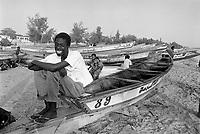 - fishing boats on the beach ....- barche da pesca sulla spiaggia