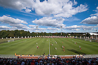 Virginia Women's Soccer vs. Maryland, September 29, 2013