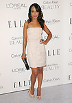 Kerry Washington walks the carpet as Elle Honors Hollywood's Most Esteemed Women in the 17th Annual Women in Hollywood Tribute held at The Four Seasons Beverly Hills in Beverly Hills, California on October 18,2010                                                                               © 2010 VanStory/Hollywood Press Agency