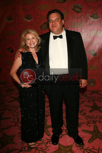 Jeff Garlin and wife Marla<br />at the 2006 HBO Emmy After Party. Pacific Design Center, West Hollywood, CA. 08-27-06<br />Dave Edwards/DailyCeleb.com 818-249-4998