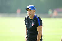 Portland, OR - Wednesday August 09, 2017: Shaun Tsakiris during friendly match between the USMNT U17's and Chile u17's at Nike World Headquarters in Portland, OR.