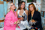 Enjoying the evening in Molly J's on Saturday, l to r: Riadh O'Sullivan, Maeve Murray and Leah Browne.