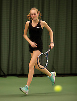 March 14, 2015, Netherlands, Rotterdam, TC Victoria, NOJK, Femke Mars (NED)<br /> Photo: Tennisimages/Henk Koster